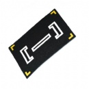 hook silicone badge patch