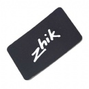 pressed printing pu leather labels