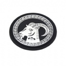 clothing pvc rubber label