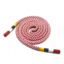 silicone tipping end polyester  drawcord